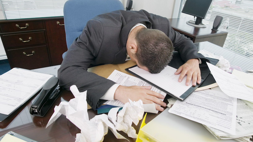 Stress Management:  A Definition Of Stress, and How To Remove Overwhelm
