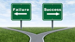 The ONE THING That Separates Success From Failure