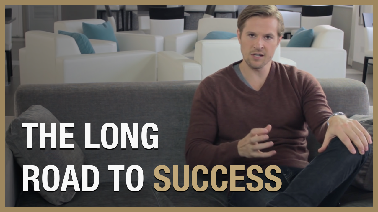 How The Internet Ruins Your Happiness & Why You Need To Be Patient With Your Success