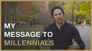 My Message to Millennials : Harden the F**k Up