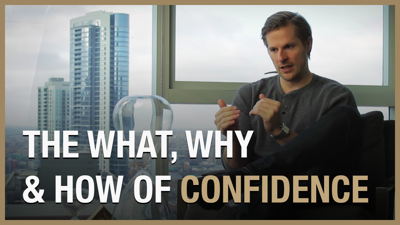Contextual NOT Core : 5 Steps to Create REAL Confidence