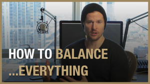 How to Balance Your Life : The Lee Iacocca Principle