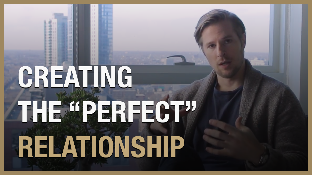 """How to """"Train"""" Your Girlfriend & Create The Perfect Relationship"""
