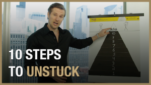 New Training: 10 Steps To Getting Un-Stuck For Good!