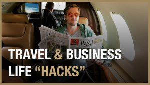 "7 ""Life Hacks"" To Keep Your Business Growing While Traveling The World"