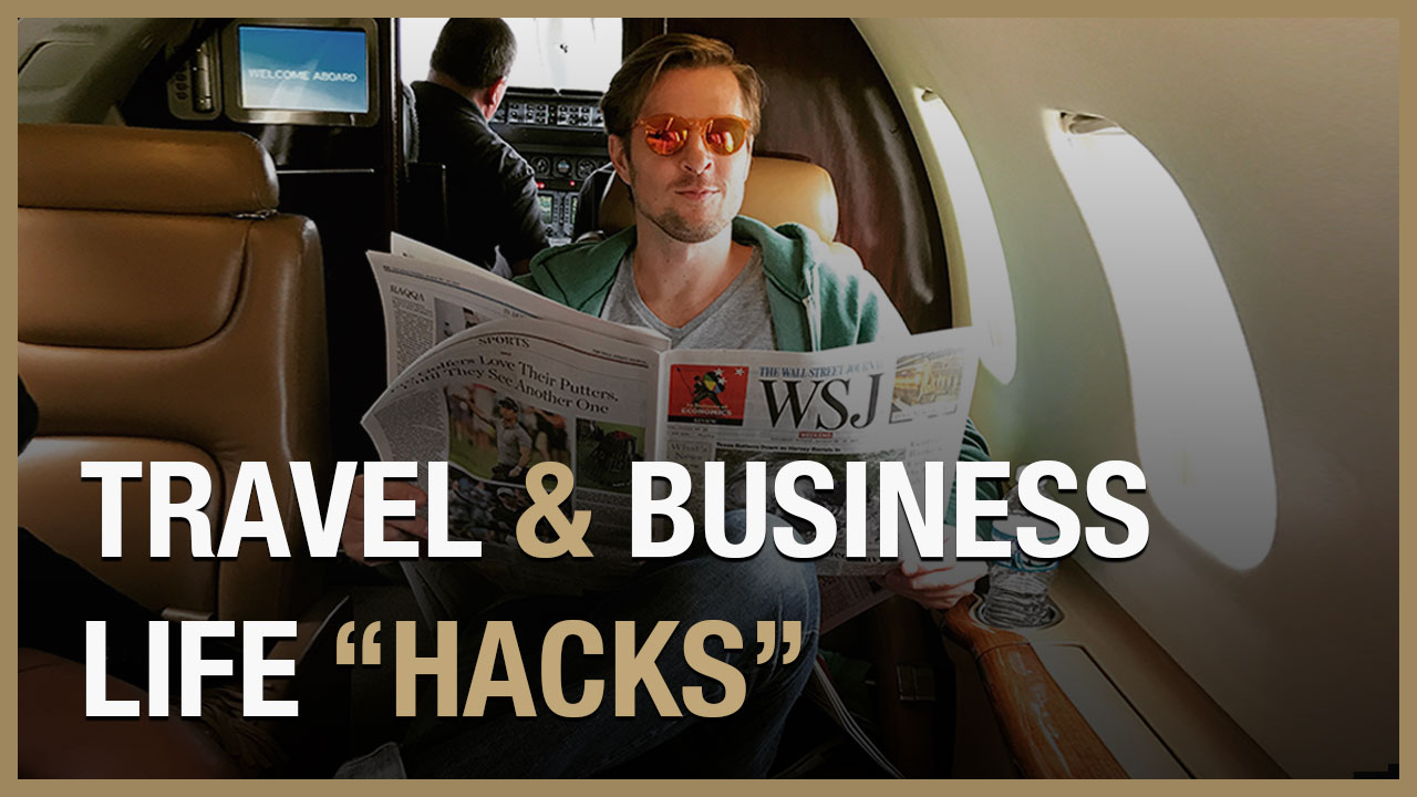 """7 """"Life Hacks"""" To Keep Your Business Growing While Traveling The World"""