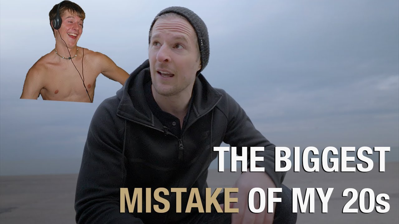 "Top Mistakes to Avoid In Your 20s & ""Old Man"" Life Lessons"