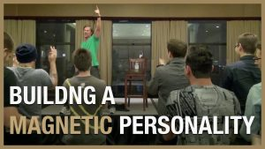 How To OWN The Room And Develop A Magnetic Personality + Self Amusement Exercises