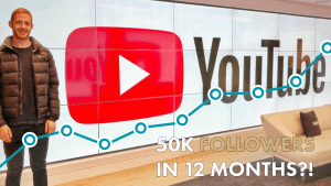 Going from 0 Youtube Subscribers to 1,000 per DAY!