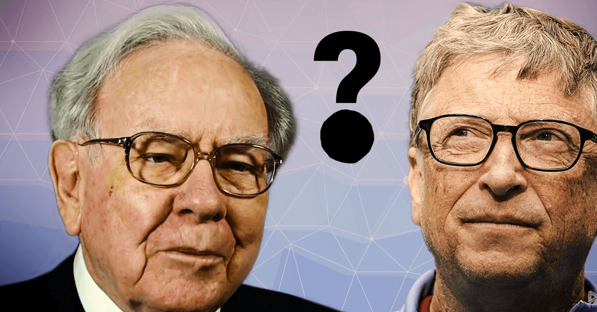 """The ONE Thing"" Billionaires Warren Buffett & Bill Gates Credit All Their Success To"