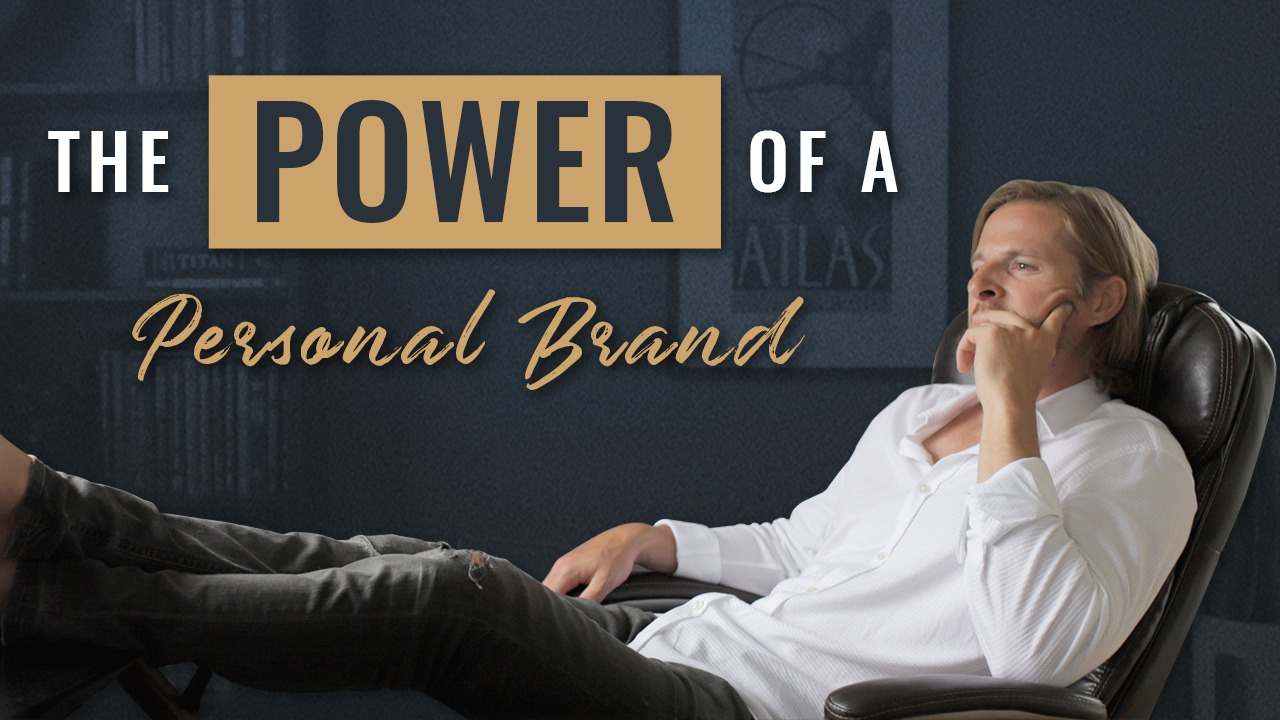 The Value Of My Personal Brand